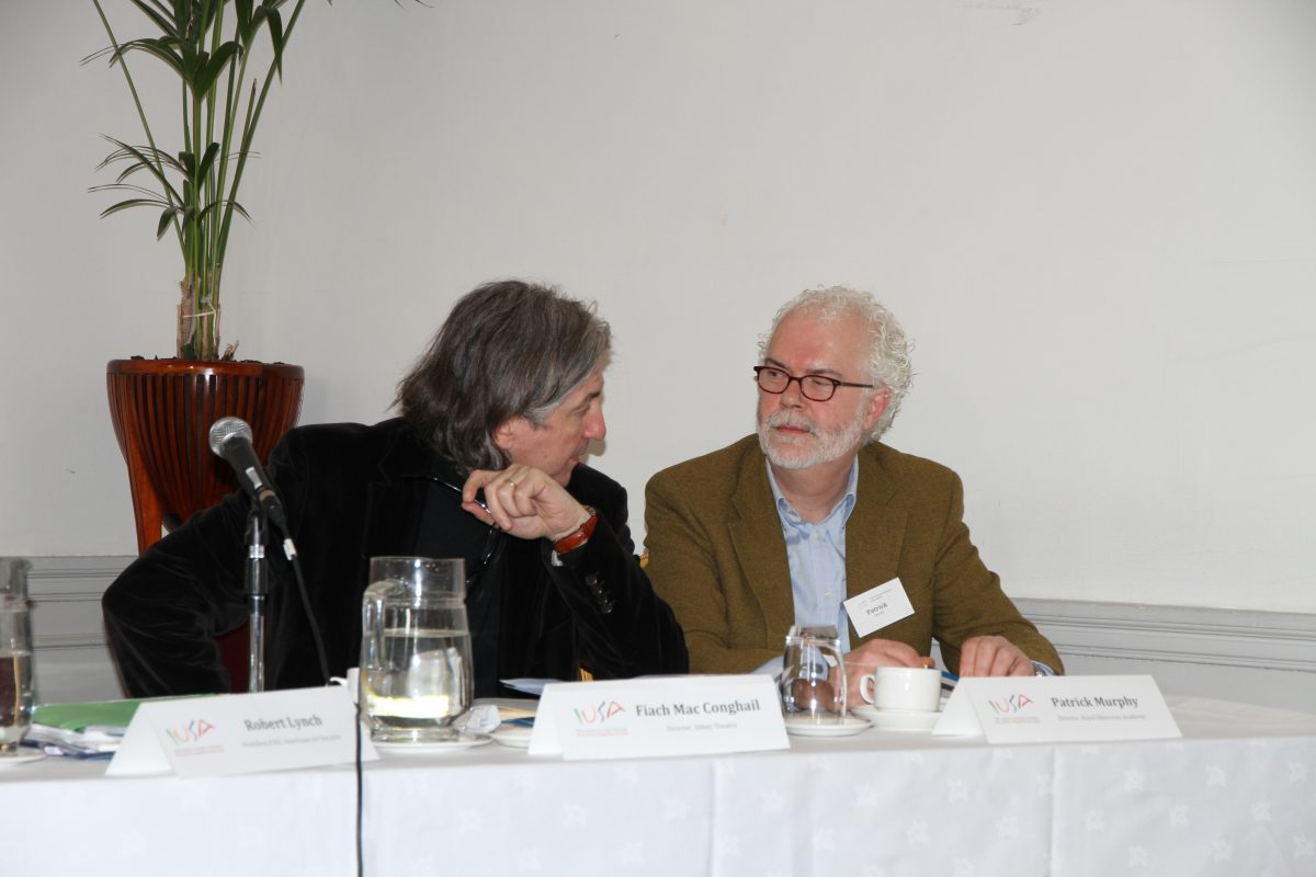 IUSA Conference Arts Panel