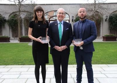 IUSA Leader Awards